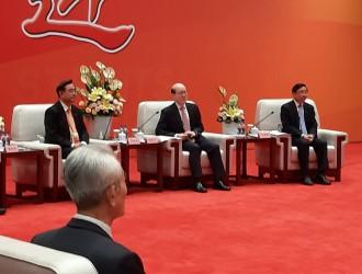 刘沛勛:共担祖国和平统一的歷史责任